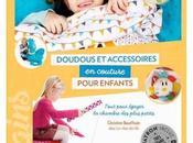 Livre Doudous accessoires couture pour enfants