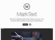 Marktex editeur markdown libre gratuit