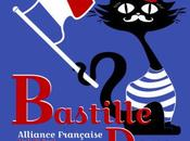 Fête nationale française. juillet 1789 1790 Bastille