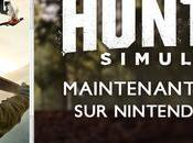 Hunting Simulator premier chasse Nintendo Switch