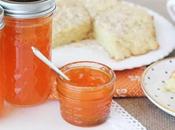 confiture abricot amande avec thermomix
