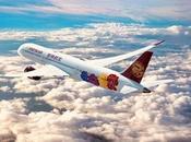 transporteur aérien chinois Juneyao Airlines dévoile nouveau modèle