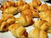 recette jour: Mini croissants saumon fumé tartare thermomix Vorwerk