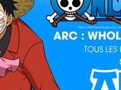 L'animé Piece diffusé simulcast VOSTFR