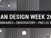 Milan Design Week 2018 luminaires Observatory Broom