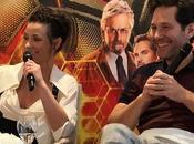 Rencontre avec Peyton Reed & acteurs d'Ant-Man Guêpe