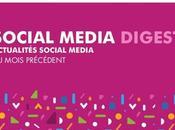 Social Media Digest Août retour actualités réseaux sociaux