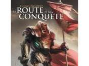 Route Conquête autres récits Lionel Davoust