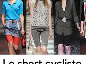 short cycliste, pour contre