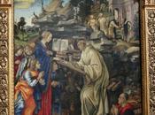 L'apparition Vierge Saint Bernard