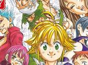 manga Seven Deadly Sins devrait terminer d'ici
