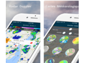 jour WeatherBug Radar Cartes (iPhone iPad gratuit)