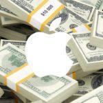 AAPL capitalisation boursière d'Apple atteint 1000 milliards dollars