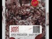 Napalm Death Apex Predator Easy Meat