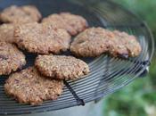 Cookies rustiques l'okara chocolat