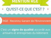 label Reconnu Garant l'Environnement