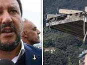 Catastrophe Gênes L'Europe responsable tous malheurs