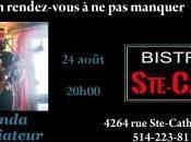 Bistro Ste-Cath vous invite, admission gratuite