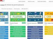 loisirs-nautic.fr excellent site gratuit révision permis plaisance