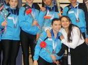 L'AGM vice champion France Teamgym 2018