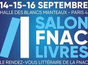 Salon FNAC Livres 2018 dévoile programmation troisième édition finalistes prix roman