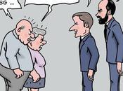 Macron Philippe s'acharnent retraités