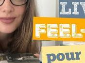 vidéo livres feel-good pour oublier c'est rentrée
