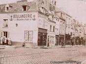 Boulangerie Brugnon-Pigny différentes époques