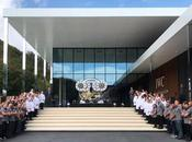 L'horloger inaugure nouvelle manufacture Schaffhouse