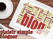 plaisir simple bloguer
