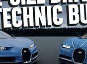 LEGO construit Bugatti Chiron avec plus briques LEGO, cette vidéo d'essai montre quel point elle épique