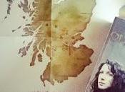 Outlander Tome chardon tartan Diana Gabaldon