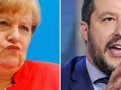 Allemagne-manifs racistes: Matteo Salvini balayait devant porte.