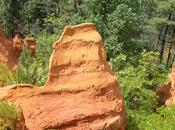 Roussillon sentier ocres
