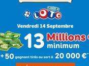 Objectif millions d'euros recettes pour nouveau loto Patrimoine lancé lundi septembre 2018
