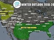 Prédictions météo hivernale