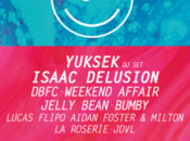 places gagner pour CODA Festival 22/09/18 Bondues (59) (DBFC, Yuksek, Isaac delusion…)