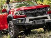 Chevrolet Colorado Bison 2019