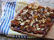 Pizza sucrée figues