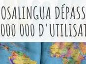 MosaLingua dépasse millions d'utilisateurs