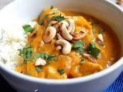 Poulet potiron curry cookeo