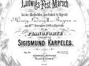 Sigismund Karpeles Ludwigs-Fest-Marsch 1866