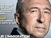 Quand @gerardcollomb fait #immigration.