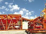 centrale béton prêt l'emploi avec bonne rétroaction clients haute qualitéBétonnière