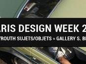 Paris Design Week 2018 Beyrouth Sujets/Objets chez Gallery Bensimon