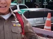 Thaïlande, quand joues auto-tamponneuses avec véhicule police (vidéo)