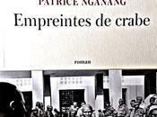 Patrice Nganang Empreintes crabe