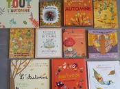 AUTOMNE livres jeunesse pour fêter découvrir l'automne. [SELECTION LITTERATURE JEUNESSE]