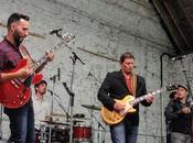 Festival Blues Deux Rivières scène off) avec Beanshakers Trio Belle-Isle-en-Terre, octobre 2018