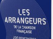 #livre aznavour, ferrat, gainsbourg... arrangeurs chanson française librairie novembre